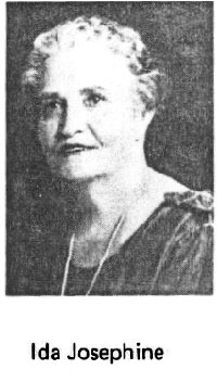 Ida Josephine Leavitt Hatch